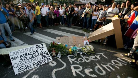 Crisis en Venezuela: ONU pide investigar la muerte de manifestantes. (AP)