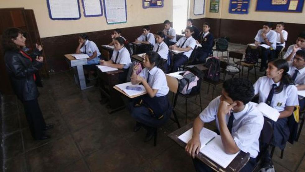 Así reacción el colectivo tras quedar infundado el recurso contra enfoque de género en el Currículo Nacional. (Andina)