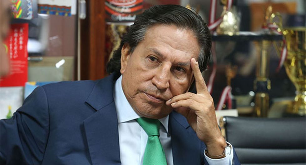 Sobre Alejandro Toledo pesa una orden de prisión preventiva de 18 meses dictado por el juez Richard Concepción Carhuancho. (Foto: Agencia Andina)