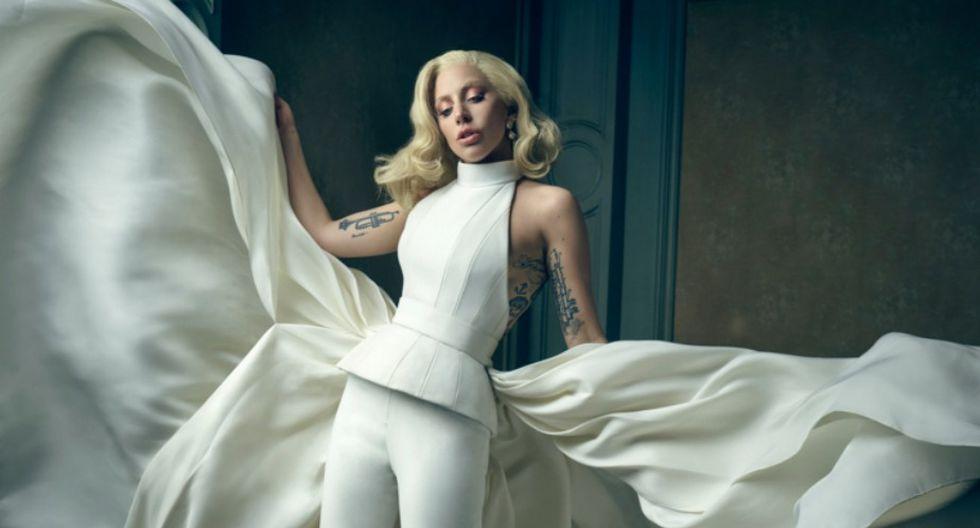 Lady Gaga. (Vanity Fair)