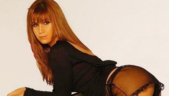 Florencia Peña aseguró que ha entablado juicios por la difusión de su video triple X. (Internet)
