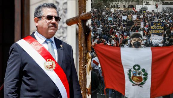 Fiscalía deberá establecer la relación entre Manuel Merino y los policías que protagonizaron la represión de noviembre.