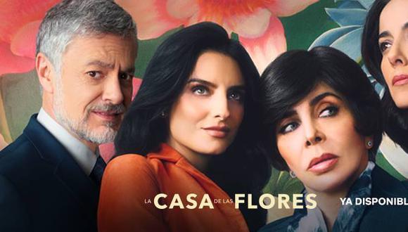 'La casa de las flores': Escucha ahora el soundtrack de la serie de Netflix en Spotify