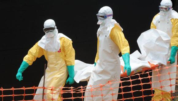 609 muertos por el virus del ébola en África. (AFP)