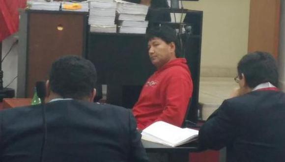 Narcotraficante Wolfenson Rios Vela señaló que se desplazaba en la camioneta del Partido Aprista. (Mario Mejía Huaraca)