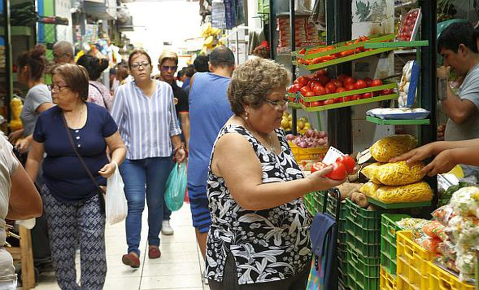 La inflación de agosto se habría caracterizado por un alza en los precios de alimentos, principalmentetubérculos, frutas y algunas hortalizas.(Foto: USI)