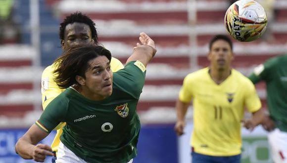 Bolivia vs. Ecuador se miden en la tercera fecha de las Eliminatorias rumbo al Mundial Qatar 2022. (Foto: AFP)