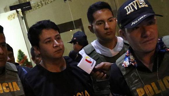 Ronny García asegura que se violan sus derechos. (Anthony Niño de Guzmán)