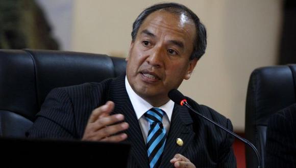 A NUEVO JUICIO. Presidente regional será procesado por colusión y negociación incompatible en agravio del Estado. (Andina)