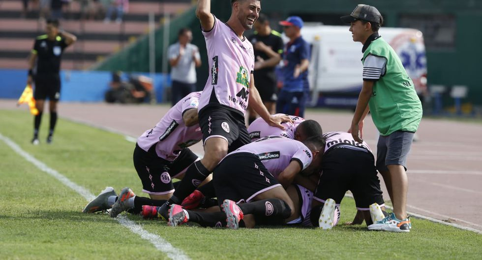 Sport Boys y Carlos A. Mannucci se enfrentan por la Liga 1. (Foto: Violeta Ayasta)