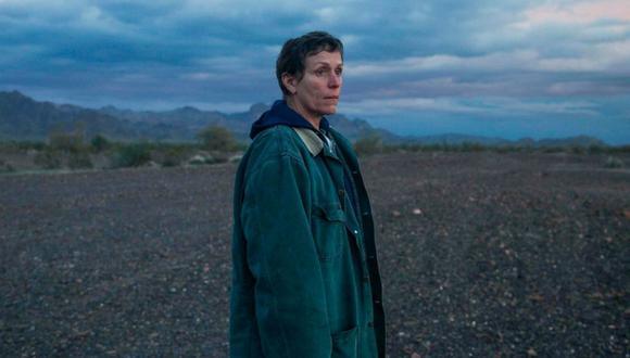 """""""Nomadland"""" ha generado varios comentarios positivos y ahora se espera sus nominaciones al premios Oscar. (Foto: Searchlight Pictures)."""
