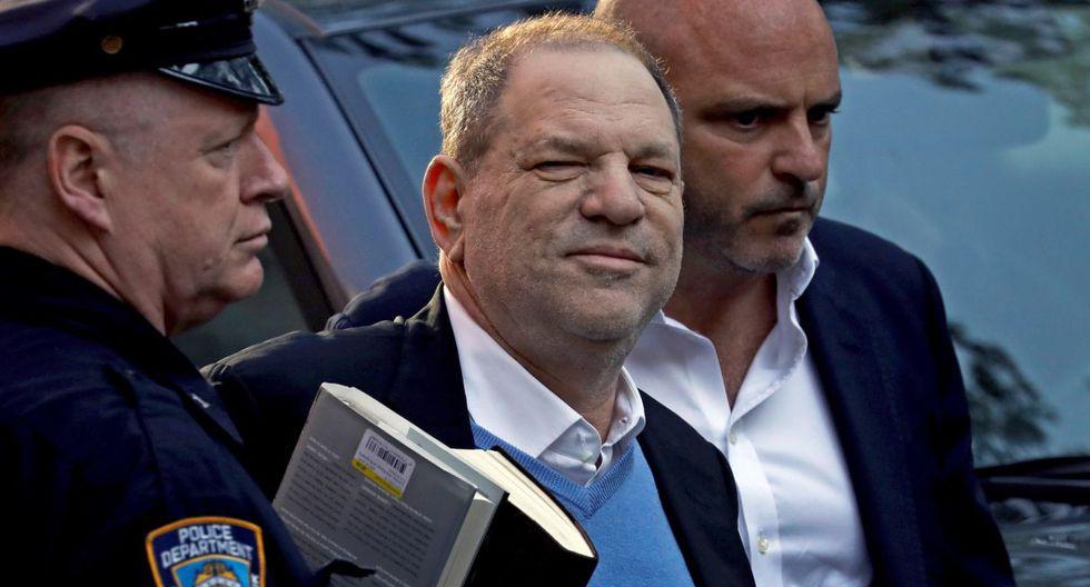 Harvey Weinstein se libró de uno de los seis cargos por agresión sexual en su contra. (Foto: EFE)