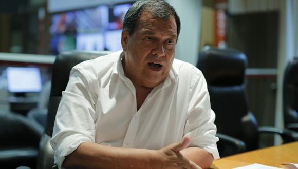 Jorge Nieto señaló que sancionarán a responsables en caso Marbella. (David Huamaní)