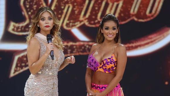 Shirley Arica participa actualmente en 'El Gran Show'. (Perú21)