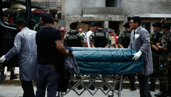 Se eleva a 28 el número de fallecidos tras tragedia.