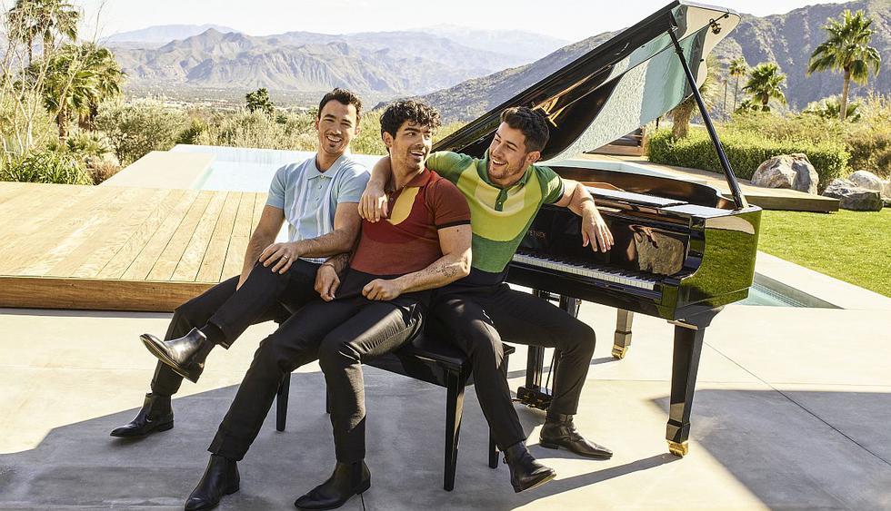Jonas Brothers: Kevin Jonas reveló que su hija casi arruina la sorpresa del regreso de la banda (Foto: Universal Music)
