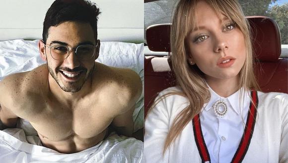 Ester Expósito y Alejandro Speitzer: hermano del actor habla sobre el rumoreado fin de la relación. (Foto: Instagram).