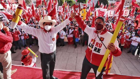 (Foto: Perú Libre)