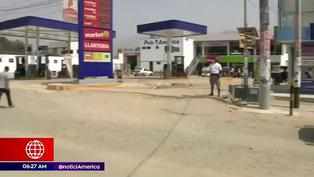 Residentes de Carapongo denuncian constantes asaltos en la zona