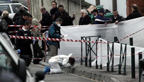 Sabemos que es la misma persona, dijo Sarkozy sobre el atacante. (Reuters)