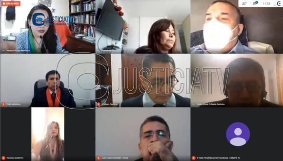 Poder Judicial reprogramó juicio contra Daniel Urresti por caso Hugo Bustíos pero hoy apareció sano en el Congreso (Justicia TV).