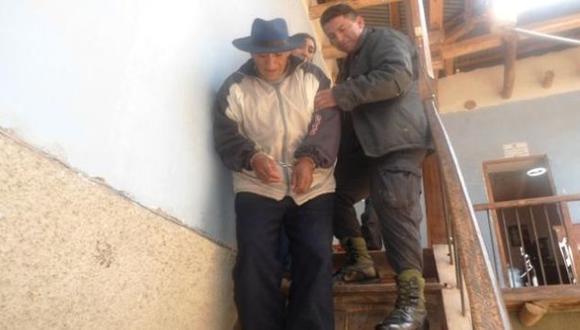 Delito habría ocurrido en centro poblado Ucrumarca. (Prezly Pataz/RPP)