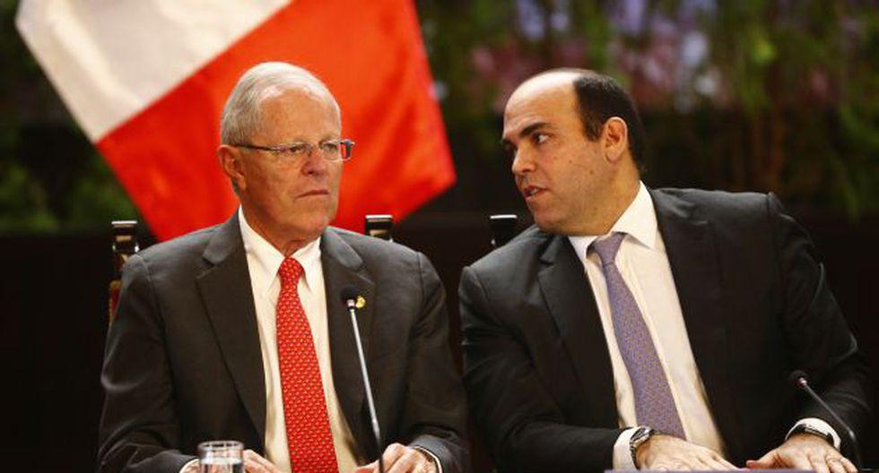 Premier Fernando Zavala señala que hay que distinguir un acto de corrupción de una decisión administrativa.
