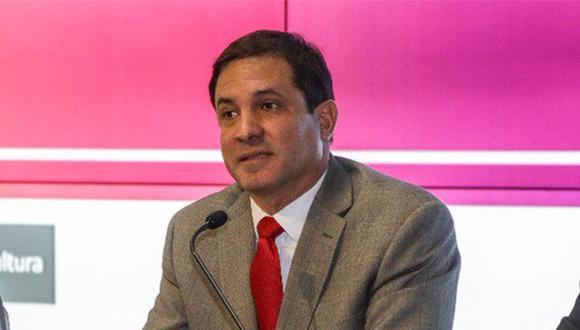 Luis Villacorta se defendió y le pidió disculpas a la ministra de Cultura, Patricia Balbuena. (Foto: Ministerio de Cultura)