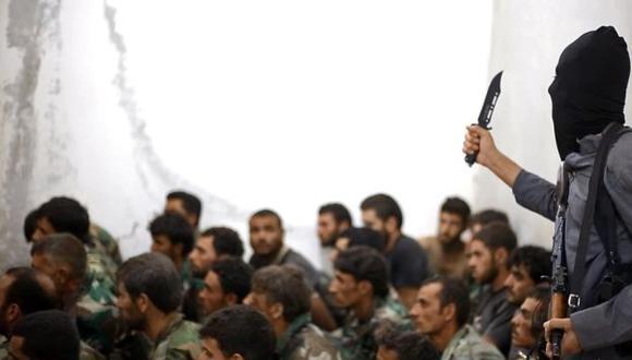 Estado Islámico es conocido por su exhibición salvaje de violencia. (AP)