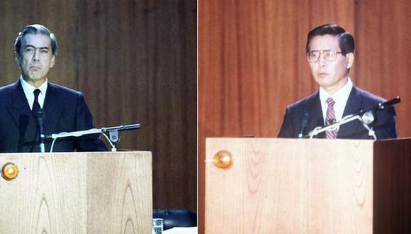 Historia de los debates presidenciales televisados en el Perú. (Foto: Julián Espinoza/GEC Archivo Histórico)