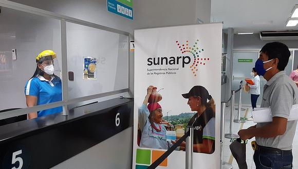 La Sunarp habilitó y optimizó la plataforma de Servicios en Línea tanto para los servicios de publicidad (a través del SPRL) como de inscripción (a través del SID-Sunarp). (Foto: Difusión)