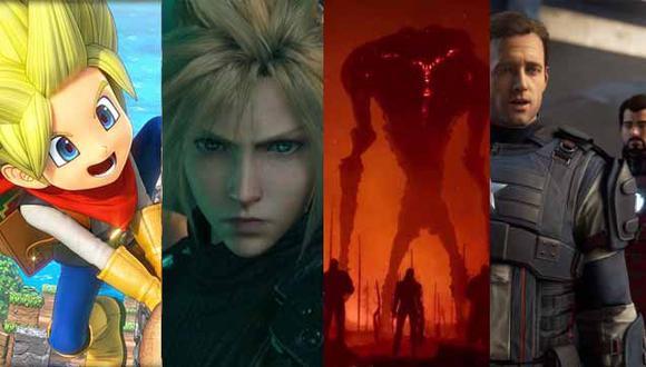 La compañía Square Enix presentó una gran variedad de títulos en su conferencia.