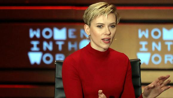 La actriz Scarlett Johansson. (Reuters)