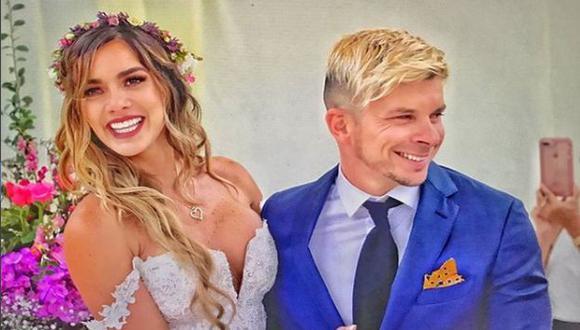 "Mario Hart sobre posible embarazo de Korina Rivadeneira: ""Me gustaría agrandar la familia"" (Instagram)"