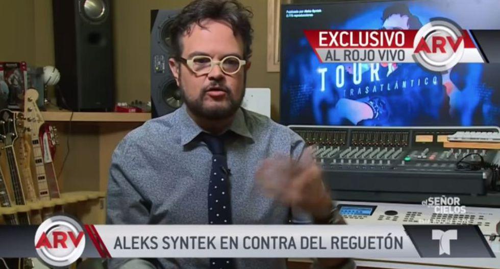 Aleks Syntek (Getty Images)