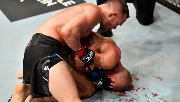 Yan se convirtió en el sexto campeón indiscutido de la división. (Foto: UFC)