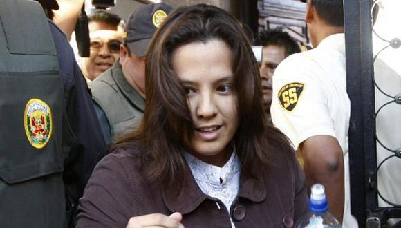 Rosario denunció parcialidad. (Heiner Aparicio)