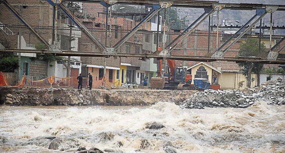 Precipitaciones ocurrirán en zonas altas de Lima. (USI)