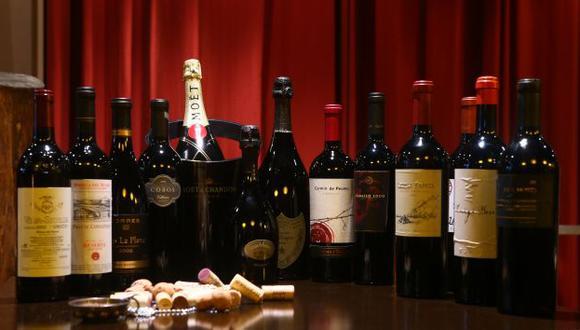 El Alta Gama Winefest se desarrollará el 12 y 13 de julio. Lugar: Hotel Country. (Rafael Cornejo)