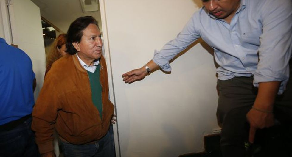Sala Penal de Ate. Hábeas corpus de suegra de Alejandro Toledo deberá resolverse el 20 de agosto.  (César Fajardo)