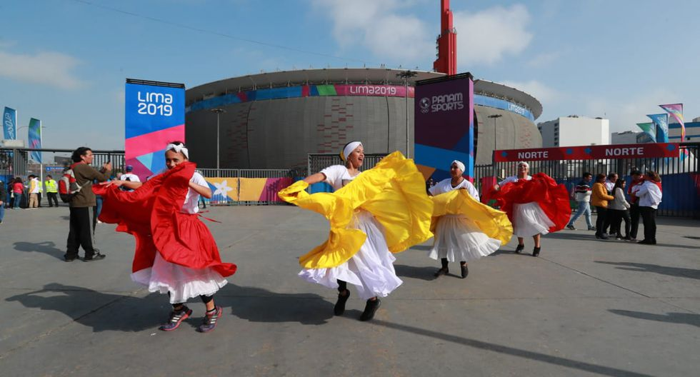 Esto es lo que nos espera en la ceremonia de inauguración de los Panamericanos Lima 2019. (Lino Chipana)