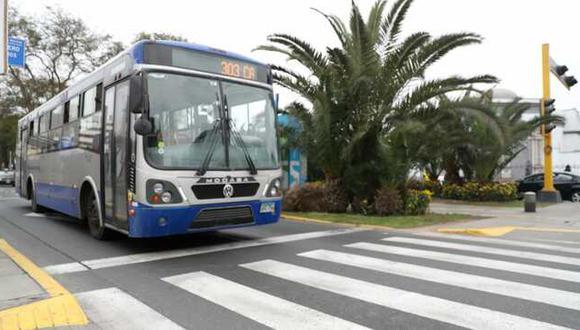 Las 52 cuadras de la avenida Arequipa permanecerán cerradas en ambos sentidos de 7 a. m. a 1 p. m. para la circulación de buses, motos y autos. (Foto: Prensa ATU)