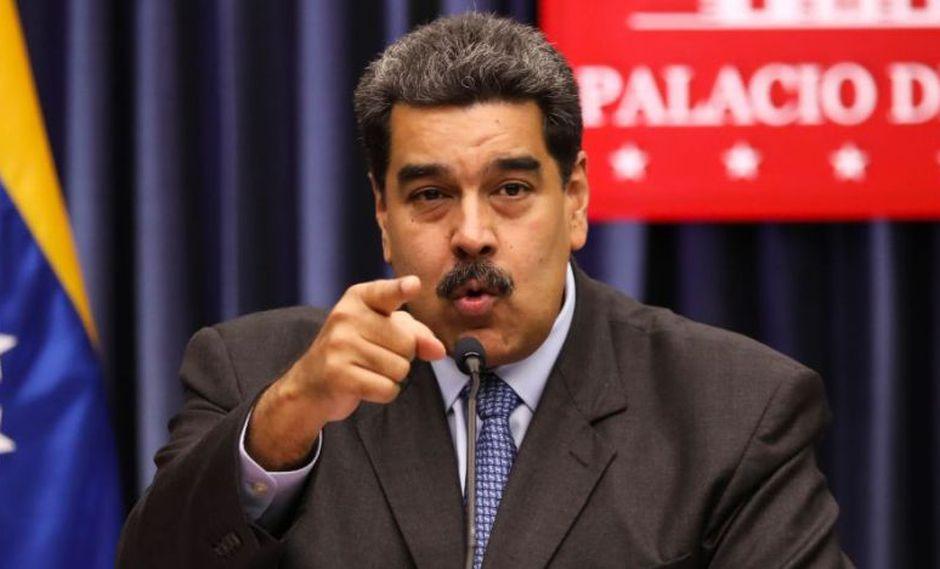 Maduro denunció que fue víctima de un atentado el 4 de agosto pasado, cuando dos drones cargados con explosivos detonaron en Caracas. | Foto: EFE