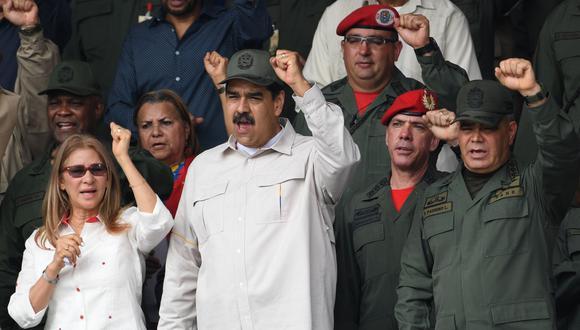 """Nicolás Maduro se mostró esperanzado en lograr en el corto plazo un """"milagro"""" económico. (Foto: AFP)"""