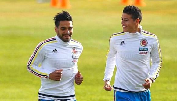 James Rodríguez y Radamel Falcao juntos es el sueño de Galatasaray