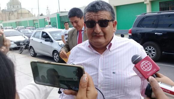 Sentencia a tres años de pena suspendida a exgobernador de Lambayeque Humberto Acuña. (Foto: Zonia Custodio)