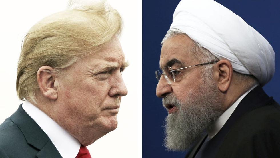 Si bien, EE.UU. e Irán han tenido desde hace mucho tiempo momentos de tensión, la muerte de un contratista civil estadounidense en una base iraquí y el asesinato de un poderoso general iraní, sofocó la poca diplomacia que quedaba entre ambos países y desembocó en una escalada de tensión que tiene al mundo en vilo. (AFP)