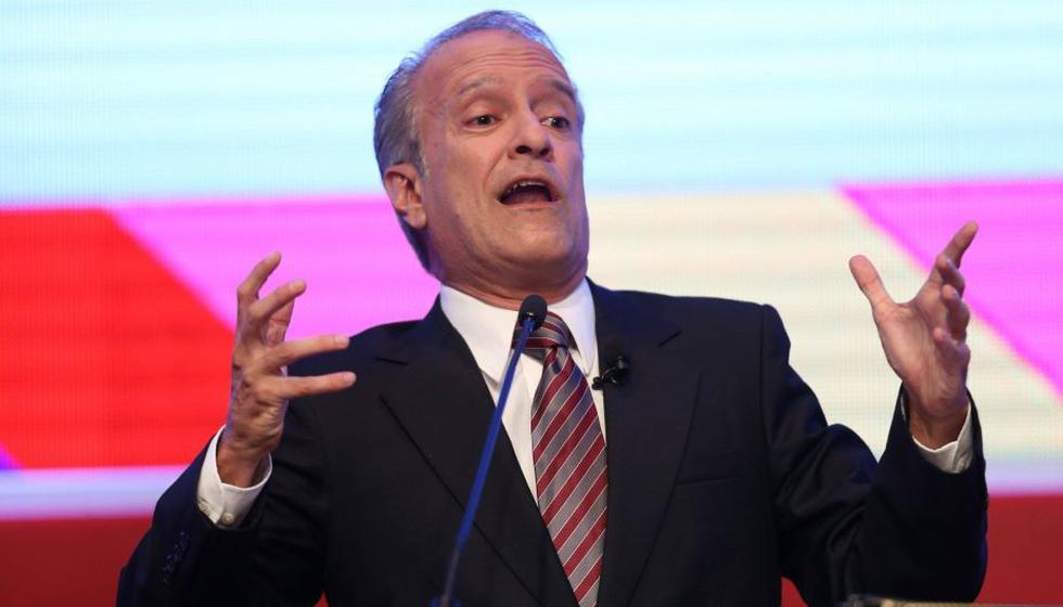 Nano Guerra García dijo que la labor de la Contraloría no es suficiente para luchar contra la corrupción. (Luis Gonzales/Perú21)