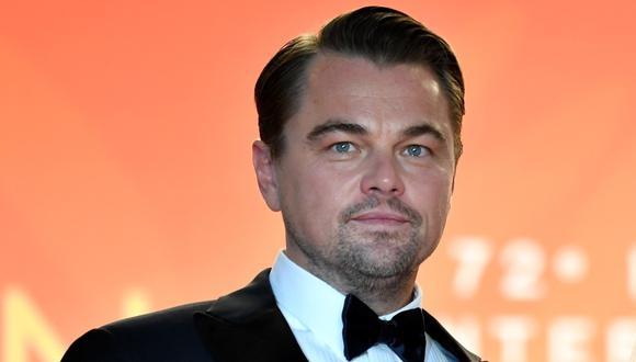 Leonardo DiCaprio crea fondo de 2 millones para el Parque Virunga del Congo. (Foto: AFP)