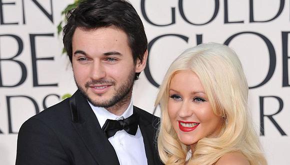 Christina Aguilera y Matthew Rutler llevan tres años juntos. (Internet)